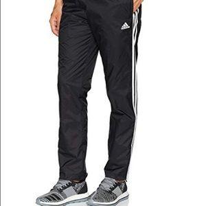 Adidas men's essential 3-stripe wind pants